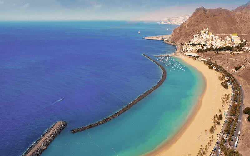 playa espana el tiempo