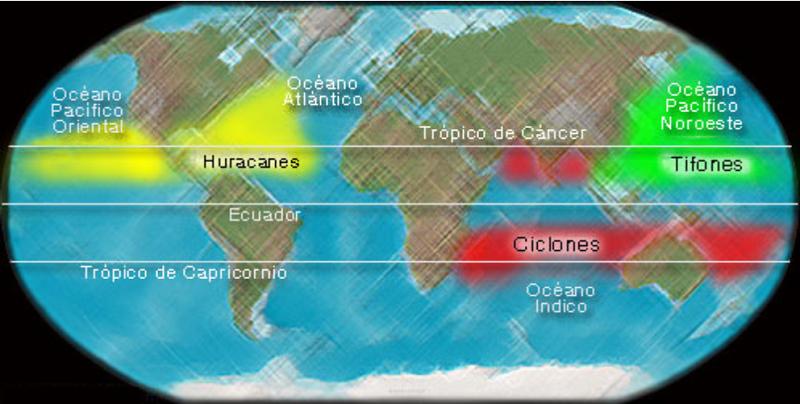 huracanesmapa ART 227: TEMPORADA HURACANES 2021 EN EL ATLÁNTICO Y PACÍFICO