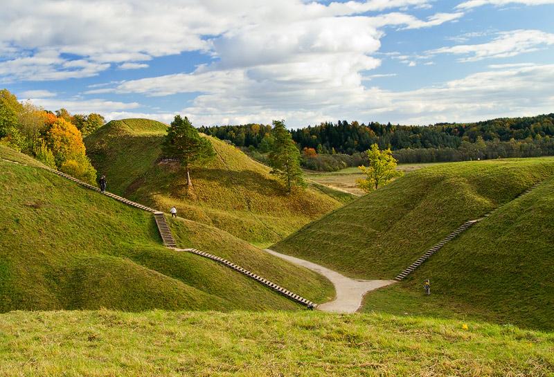 lituaniacolinaskernave ART 180: VIAJANDO: EL TIEMPO EN TU DESTINO LITUANIA