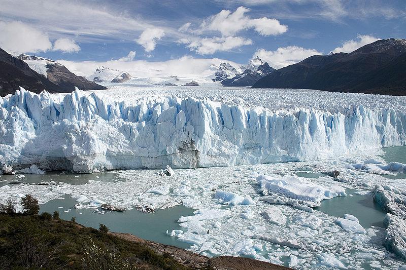 patagoniaargentinaglaciarperitomorenologo ART 177: VIAJANDO: EL TIEMPO EN TU DESTINO PATAGONIA ARGENTINA