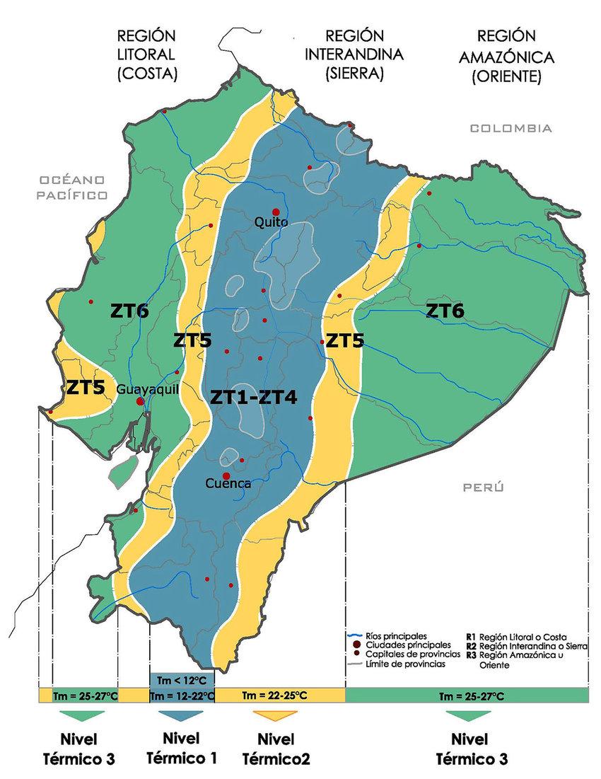 quitiozonasclimaticas ART 183: VIAJANDO: EL TIEMPO EN TU DESTINO QUITO/ECUADOR