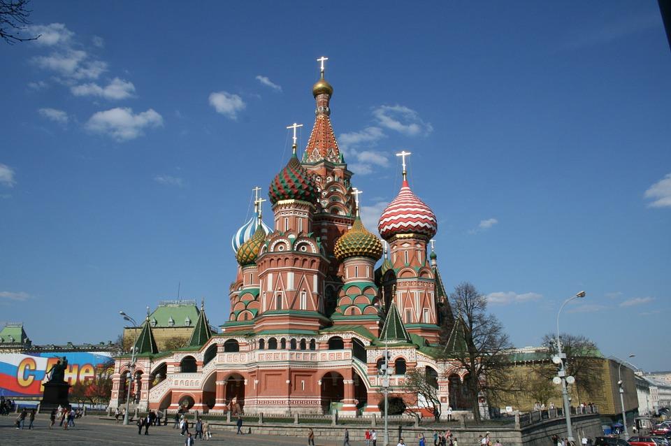 moscucatedralsanbasilio ART 197: VIAJANDO: EL TIEMPO EN TU DESTINO MOSCÚ