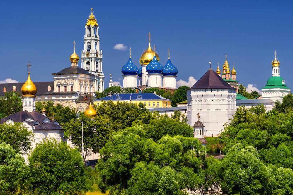 moscuserguievposad ART 197: VIAJANDO: EL TIEMPO EN TU DESTINO MOSCÚ