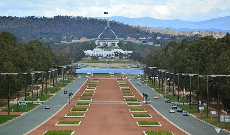 australia canberra ART 218: VIAJANDO: EL TIEMPO EN TU DESTINO SÍDNEY/AUSTRALIA