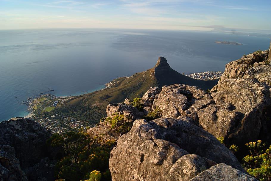 sudafrica ciudad del cabo table mountain ART 219: VIAJANDO: EL TIEMPO EN TU DESTINO CIUDAD DEL CABO/SUDÁFRICA
