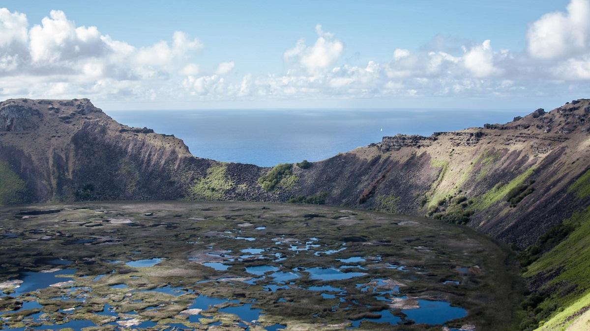 isla de pascua rano kau ART 223: VIAJANDO: EL TIEMPO EN TU DESTINO ISLA DE PASCUA