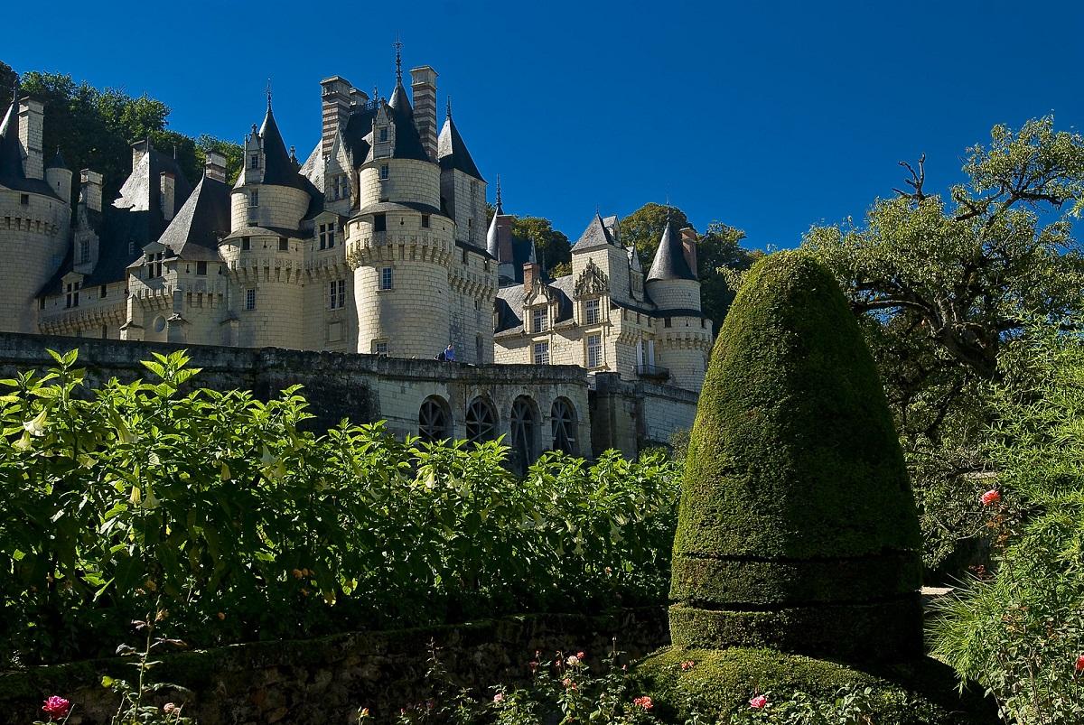 valle del loira castillo de usse ART 222: VIAJANDO: EL TIEMPO EN TU DESTINO LOS CASTILLOS DEL VALLE DEL LOIRA