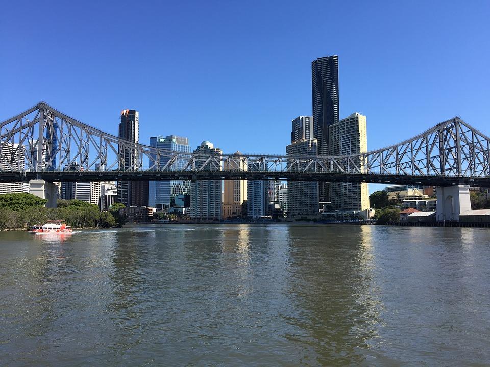 australia este brisbane story bridge ART 226: VIAJANDO: EL TIEMPO EN TU DESTINO AUSTRALIA/ESTE
