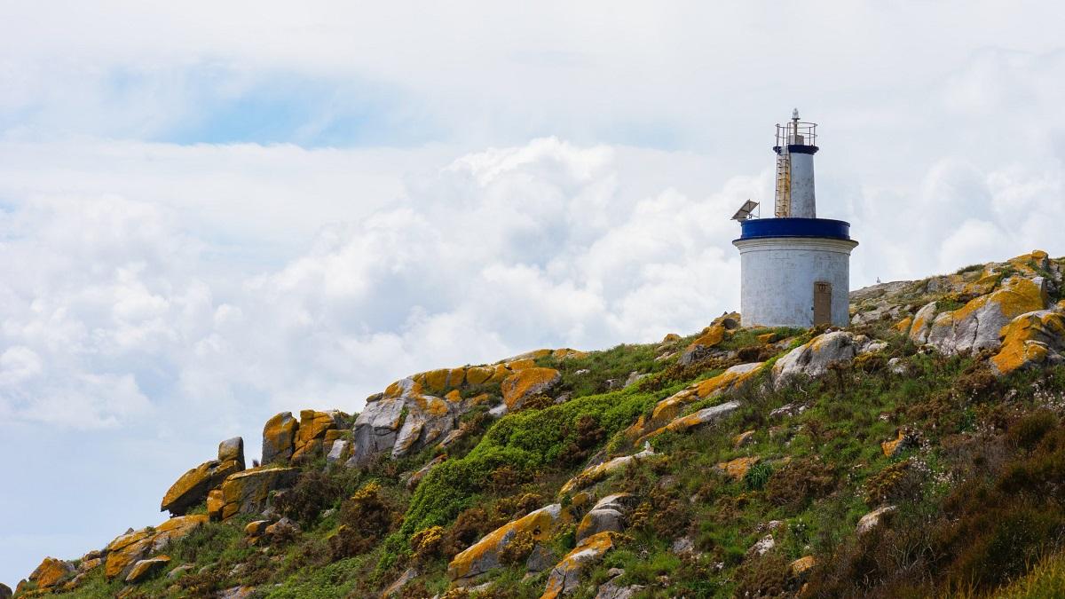 galicia faro islas cies ART 225: VIAJANDO: EL TIEMPO EN TU DESTINO RUTA DE LOS FAROS/GALICIA