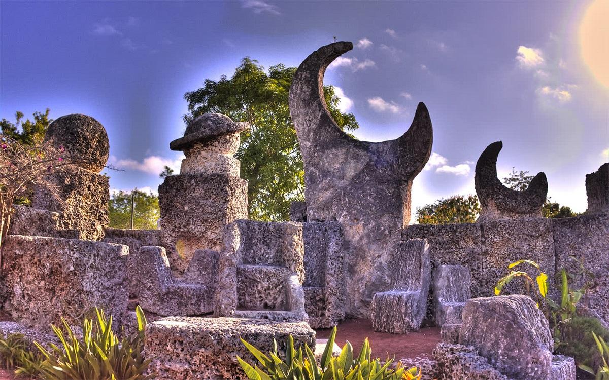 miami homestead coral castle ART 236: VIAJANDO: EL TIEMPO EN TU DESTINO SAN SEBASTIÁN/DONOSTIA